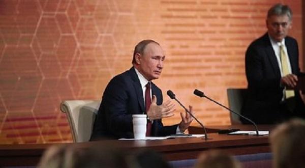 Путин призвал наладить порядок в мусорной реформе