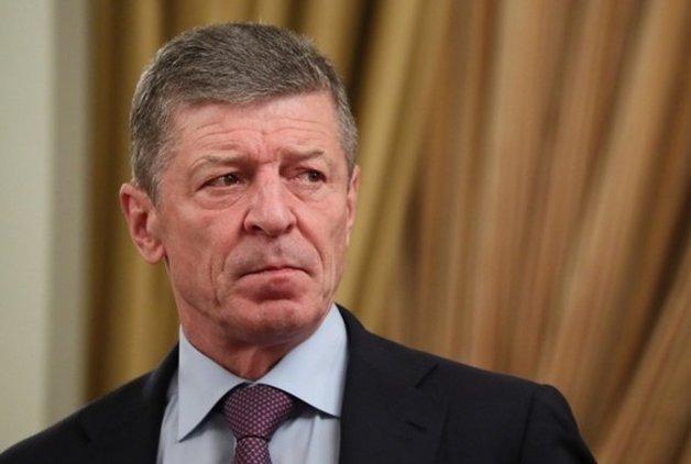 Козак счел сделку России и Украины по газу «форточкой возможностей»