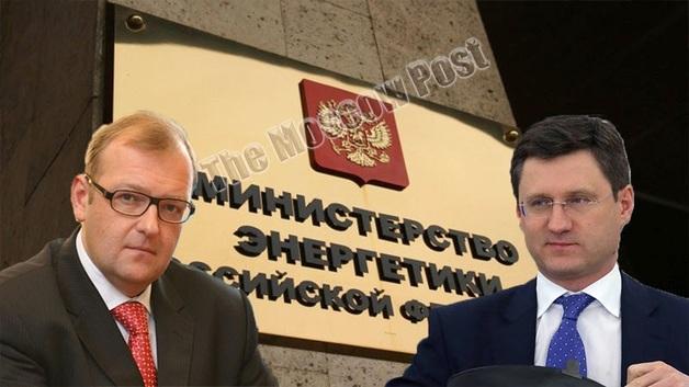 """Новак и Тихонов примут ГИС ТЭК """"своими руками""""?"""