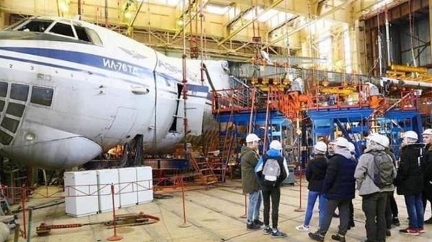 Boeing отказался от сотрудничества с Ильюшиным