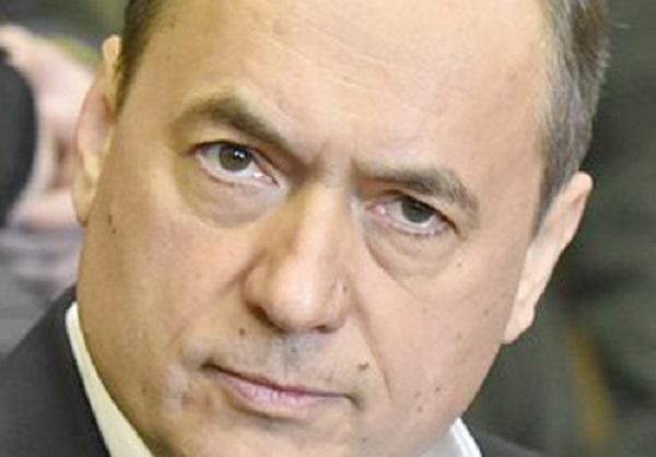 Швейцария признала отмывателем украинского экс-депутата Мартыненко