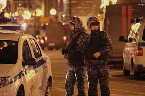 Стрелка с Лубянки начали проверять на связи с террористами