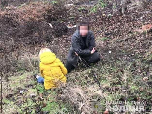В сеть попало видео спасения заложницы в Харькове