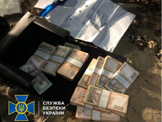 """Высокопоставленных чиновников СБУ уличили в вымогательстве """"откатов"""" у бизнесменов"""
