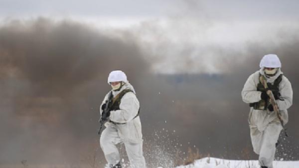 Российский военный погиб на учениях