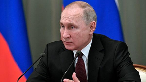 Путин заявил об упущенном годе при реализации нацпроектов