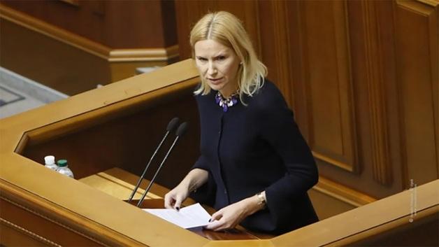 Зам главы ВР Елена Кондратюк задекларировала денежные средства 51 млн грн в эквиваленте. В т ч наличными 22 млн грн