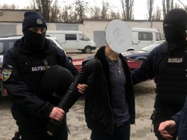 В Новой Каховке задержали российского «вора в законе», которого разыскивал Интерпол