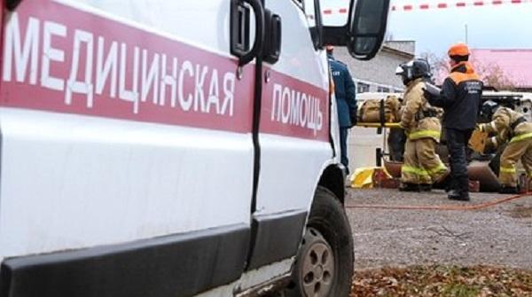 В жилом доме в российском городе взорвался газ и рухнул потолок