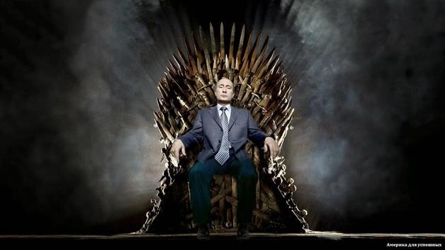 Приклеившийся к трону Путин готовится править вечно — The Economist