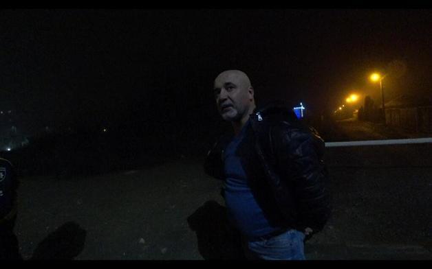"""В Киеве """"повязали"""" экс-главу ГАИ: пьяный полковник устроил ночные гонки"""