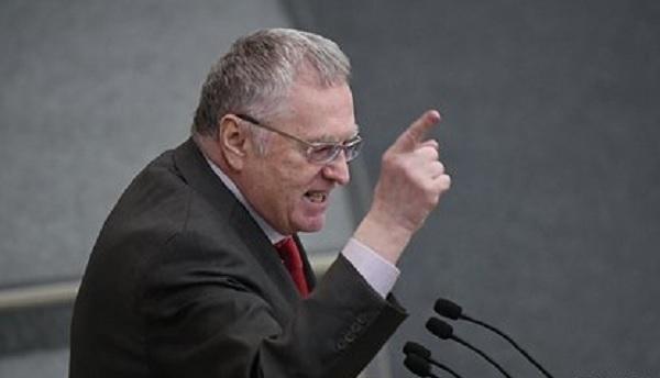 Жириновский объявил китайский коронавирус провокацией США