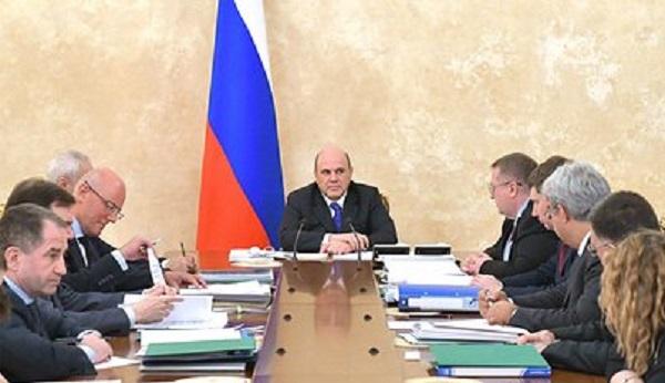 Мишустин заявил о персональной ответственности вице-премьеров за подчинённых