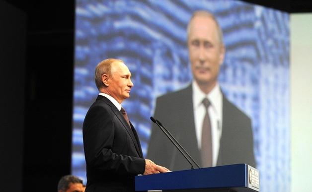 Притяжение Севера. Владимир Путин: «Восток -Ойл» — это увеличение ВВП страны