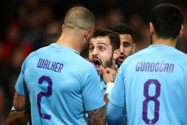 """""""Манчестер Сити"""" исключен из Лиги чемпионов"""