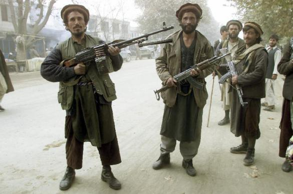 США договорились о перемирии с талибами