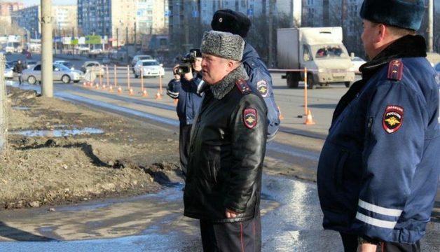 Начальник южноуральской ГИБДД Харцызов слушает уркаганский блатняк и живёт «по понятиям»?