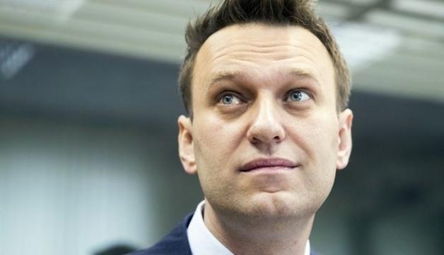На Алексея Навального совершено очередное нападение