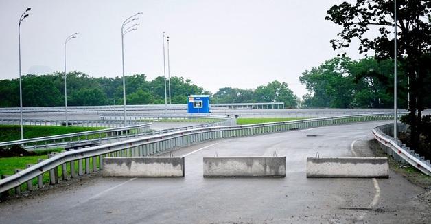 Красноярск потратит 3 млн рублей на перекрытие въездов в город