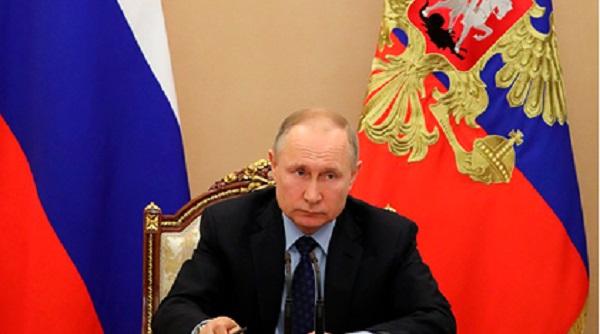 Стали известны планы Путина на нерабочую неделю