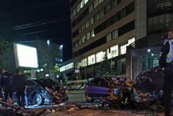 В Днепре пьяный водитель устроил масштабное ДТП: есть жертвы