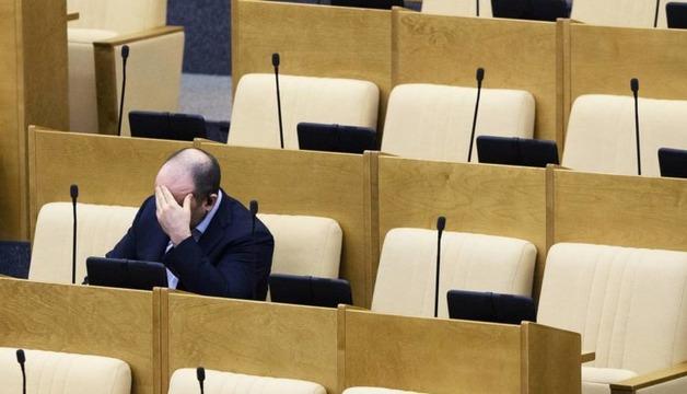 После тестирования на коронавирус треть депутатов Госдумы не явилась на заседание
