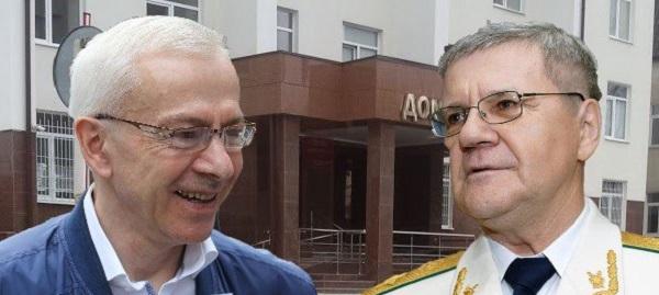 Выдающийся судья: как однокурсник Чайки раздавал должности детям и друзьям