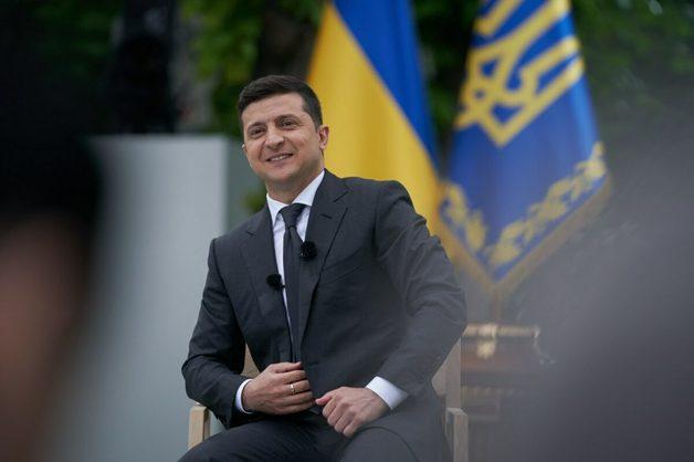 Зеленский подписал «антиколомойский закон»