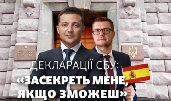 Administrador único Ivan Bakanov: глава СБУ цинично нарушил Законы Украины