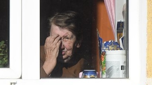 В российском доме престарелых произошла вспышка коронавируса