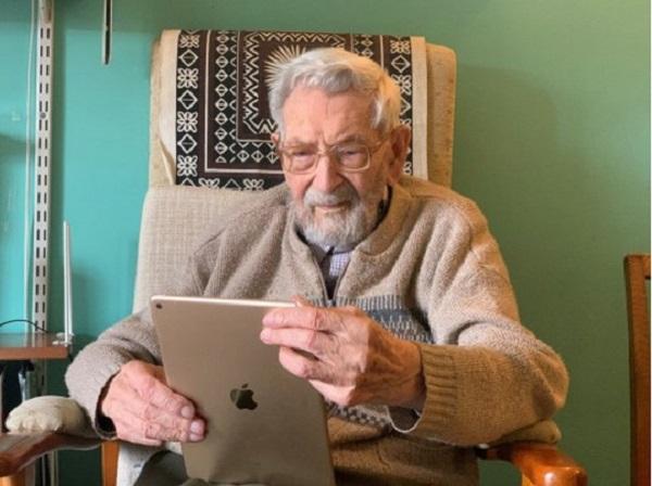 В 112 лет умер старейший в мире мужчина