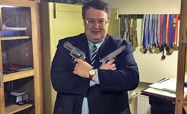 Жрал как свинья и пропил «чертово колесо» - жители Харьковщины о Геращенко