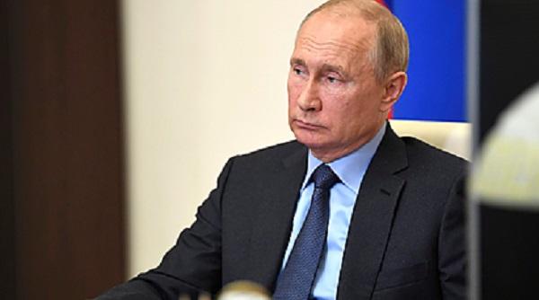 Путин призвал «как можно быстрее» снимать ограничения из-за коронавируса