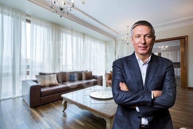 Олигарх Ратмир Тимашев планирует продать столичный пентхаус за 10 миллионов долларов