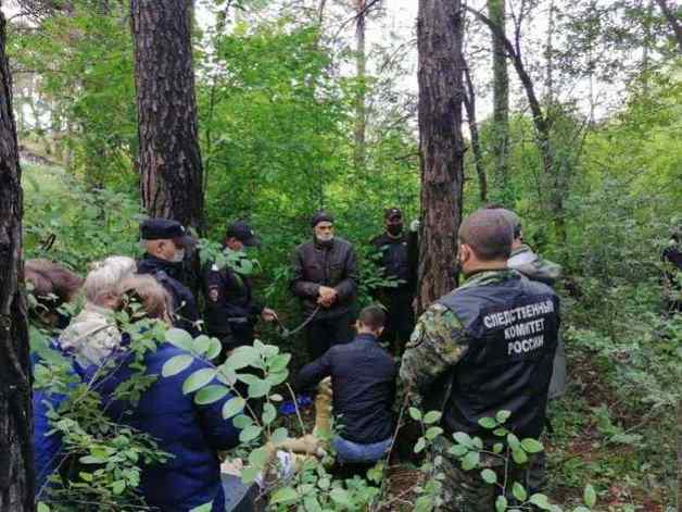 В РФ трое человек изнасиловали и задушили 12-летнюю девочку