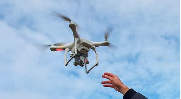 Студент запустил дрон возле здания ФСБ в Москве и был задержан