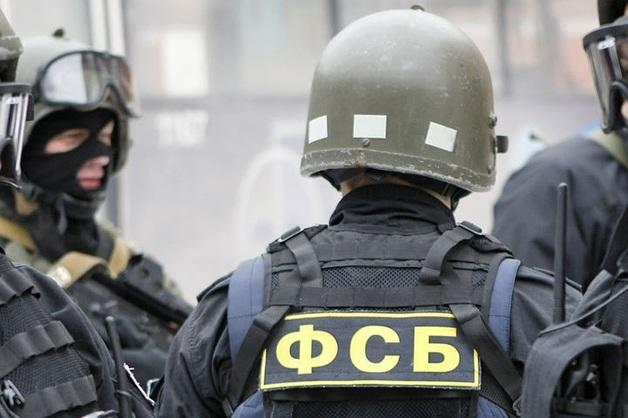 В России задержали подполковника полиции за «связи» с СБУ