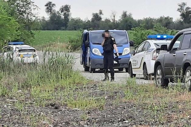 Под Днепром похитили человека средь белого дня