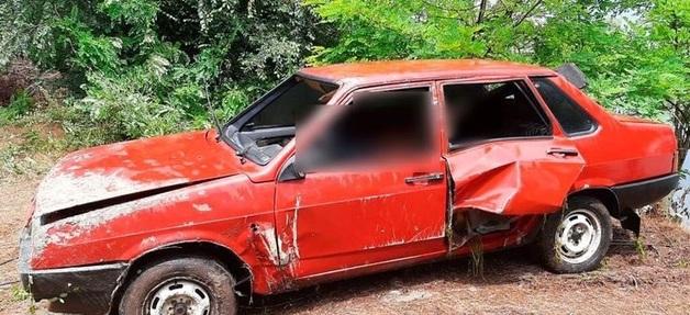 Под Херсоном застрелили фермера и утопили тело вместе с автомобилем