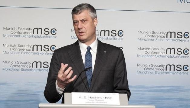 Президента Косова обвинили в военных преступлениях