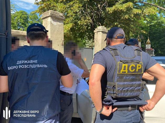 В Киеве прокурора поймали на крупной взятке