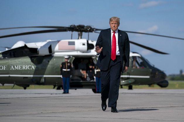 Трамп назвал статью NYT о финансировании Россией убийств американских военных «фейком»