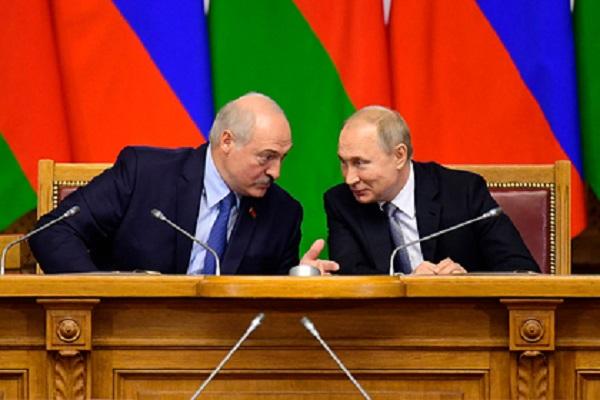 Путин и Лукашенко встретятся и проведут переговоры