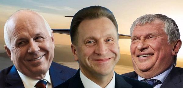 Чемезов — в Базель, Сечин — в Вену: куда летают в пандемию главы госкорпораций