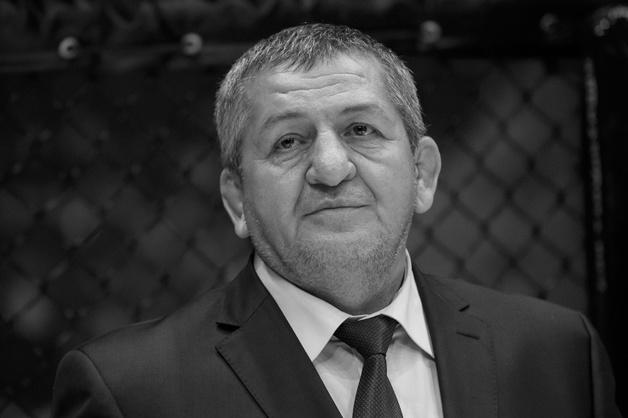 Отец Хабиба Нурмагомедова скончался от коронавируса
