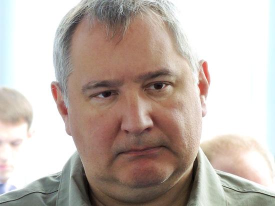 Рогозин отреагировал на задержание Сафронова