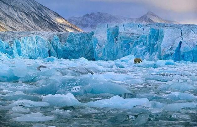 Таяние ледников может «выпустить на свободу» вирусы древних экосистем