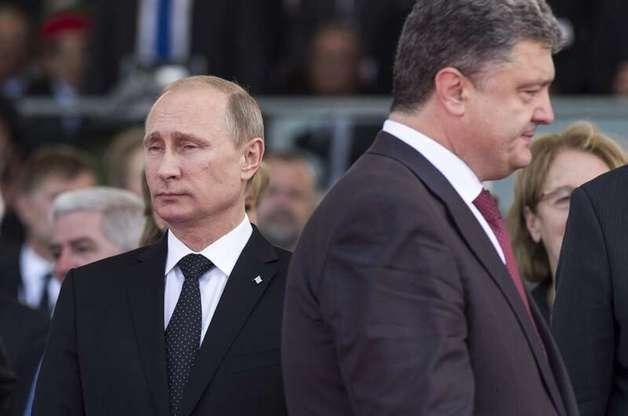 У Порошенко назвали запись с Путиным фейком и местью Кремля