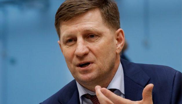 Хабаровского губернатора Фургала хотят обвинить в миллиардных хищениях