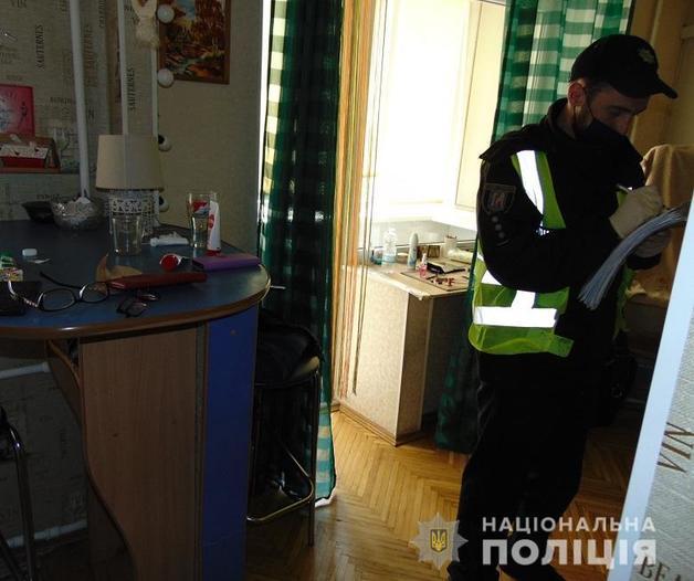 В Киеве женщина зарезала своего гражданского мужа